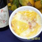 Tartiflette - This creamy potato casserole topped with melted Brie cheese is a spin on the traditional French dish.