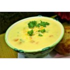 Irish Root Soup - The use of vegetable stock keeps this Irish soup with potatoes, carrots, and leeks vegetarian-friendly.