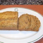 Cinnamon Carrot Bread - Brown and white sugars, carrots, pecans and vanilla extract distinguish this easy quick bread.