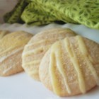 Princess Cookies - Light little lemon cookies are fit for a prince or princess.