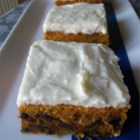 Pumpkin Bars V