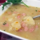 Chef John's Ham and Potato Soup - You can never have too many soup recipes. This hearty soup is definitely filling enough to serve as a main course.