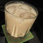Triple Fionn MacCool - A nice smooth Irish lady's drink with Irish cream, Canadian whisky, milk and a hint of cinnamon.