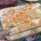 Green Bean Casserole II - A recipe we use throughout the year as well as for holidays. I have also had this made with cauliflower. Originally submitted to ThanksgivingRecipe.com.