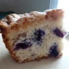 Blueberry Coffee Cake II - I've been making this blueberry cake for years. It works well as either a coffee cake or made into muffins.