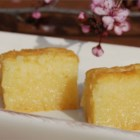 Butter Mochi - Butter and coconut milk flavor this sweet, baked, Japanese treat.