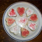 Sugar Cookies I - Delicious cut-out cookies.