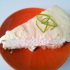 Key Lime Pie VIII - Fresh lime juice, oodles of grated lime rind, vanilla pudding, and whipped topping make the difference in this version of key lime pie made with sweetened condensed milk. After two hours in the fridge, it 's ready to wow your guests. Decorate with thinly cut slices of lime and whipped topping.