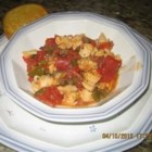 Fiesta Conch - Tender fresh conch meat is cooked in a rich tomato sauce. Serve over rice or noodles.
