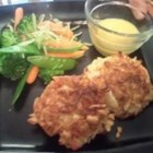Aunt Ruth's Crab Cakes - Down home crab cakes are heavy on the crab, light on the filler.