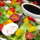 Spring Delight Salad - This is a very elegant looking but extremely easy to make salad. Beautiful colors.
