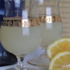 Lemon Drop - Fresh squeezed lemon juice with vodka. It just doesn't get better than that.