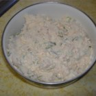 Crab Dip II - This is just the best crab dip ever!  Try it and I promise, it will all be eaten and the recipe asked for! Best served with buttery, round crackers, but excellent with raw veggies too! Adjust the amounts of imitation crab and hot pepper sauce to taste.