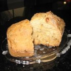 McNamara's Irish Soda Bread - A sweet Irish soda bread sprinkled with raw crystal sugar makes a great treat with a cup of tea or as a light dessert. Eat it warm with butter.