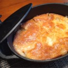 Chef John's Peach Cobbler - This fabulous peach cobbler works just as well with canned peaches!