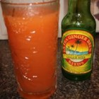 Rum Swizzles - You'll need ginger beer to make this light and fruity Bahamian beverage.