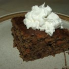 Apple, Carrot, Or Zucchini Cake - This is a terrific cake--it can be made with apples, carrots, or zucchini!  Serve with whipped cream.  Add some cinnamon, nutmeg, or cloves to the whipped cream for a lightly spicy treat!!