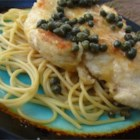 Chicken with Lemon-Caper Sauce - This rich lemon-caper sauce is very versatile, and can be used with a variety of light meats, poultry, and fish.