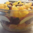 Nancy's Fruit Salad - This simple, colorful, and refreshing fruit salad is a little tangy due to the use of mandarin oranges in juice.