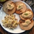Mackerel Dip - Savory and spicy, this mayo-based dip is made with canned mackerel.