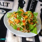 Sushi House Salad Dressing, It's ORANGE! - That delicious orange salad dressing you can get at sushi restaurants takes just minutes to whip up in your own kitchen.