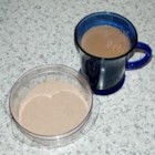 Hot Mocha Drink Mix - A creamy hot chocolate mix with a hint of coffee. It makes a great gift!