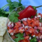 Ex-Girlfriend's Mom's Salsa Fresca (Pico de Gallo) - Tomatoes, red onion, jalapeno pepper, cilantro, and lime juice combine in this fresh-tasting salsa that's served with chips or as a condiment for all your favorite Mexican dishes.