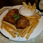 Fish and Chips - Here in New Zealand we catch red snapper all the time, and believe me, this is the best way of eating it!  Serve with lemon wedges, tarter sauce and hot chips (French fries) on the side.
