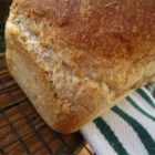 Bruce's Honey Sesame Bread - Bran and sesame seeds give a deep, nutty taste to this lightly honeyed bread machine loaf.