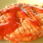 Broiled Pork Chops - A tangy sauce brushed on while they broil makes these chops a family favorite. Cook them until they're just done and you probably won't have to bother with putting away leftovers.