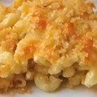 Southern Macaroni and Cheese Pie - Macaroni and Cheese Pie is a staple of all good Southern family dinners, church dinners and socials.