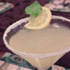 Lemony Lemon Drop Martini - Tangy, cool and refreshing, this version of the popular lemon drop martini is the lemoniest!