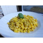 Irresistible Italian Corn - This quick and easy corn is pan-fried in butter and Italian seasoning for a delicious side dish.