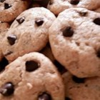 Craving Cookies - When one gets a craving for chocolate, it's usually the magnesium one is craving. Magnesium is found in chocolate, nuts, and bananas, and these cookies are chock-full of all three!