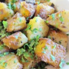 Best Potatoes Ever! - Everyone will enjoy these delicious potatoes cooked up with Indian spices.