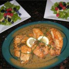Lemon Piccata Whitefish - Pan-fried trout fillets bask in a lemon-wine sauce with capers in this fast, fresh preparation.