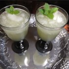 Alcohol-Free Mint Julep - An alcohol FREE mint julep for you non-drinkers out there.... now you don't have to drink water and can enjoy the classic mint julep with a slight twist while watching the Kentucky Derby!