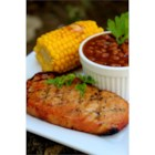 Pork Marinade - A sweetened mustard, chile and pineapple flavored marinade for your pork recipes.