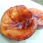 Barbequed Peaches Recipe
