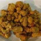 Deep Fried Oysters - This is a very simple recipe for fried oysters. You can use the same recipe for shrimp and scallops too.