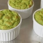 Chef John's Asparagus Souffle - Fresh asparagus and sharp white Cheddar cheese give this savory souffle its bright color and bold flavors.