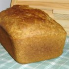 Colonial Brown Bread - A sweet brown bread no eggs or fat added. Best served warm from the oven.