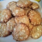Italian Almond Cookies II - This cookie is very chewy on the inside and crisp on the outside, BUT the entire outside is coated in sliced almonds for a fantastic look and is absolutely delicious. It is well worth the effort.