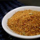 Dry Rub for All Occasions - This is a dry rub that can be used on all meats, fish and vegetables. It is slightly sweet with brown sugar and has a hint of heat from white pepper, red pepper, and mace. Use this for grilling, barbequing meats, or smoking.