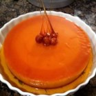 Flan de Coco (Coconut Flan) - A delicious, tropical coconut flan -- authentically Caribbean!
