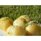 Lengenberg's Boiled Potatoes - These simple boiled potatoes with parsley are the perfect complement to bratwurst with mustard. Master Butcher Uli also serves Lengenberg's Boiled Potatoes with his Onion Bacon Sauce and Apple Red Cabbage.
