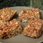 Gluten-Free Granola Bars - This recipe yields a chewy granola bar versatile enough to be adapted to your personal tastes or dietary need.