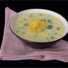 Excellent Broccoli Cheese Soup - This is by far the best broccoli cheese soup I have been able to come up with. It's made with a roux, chicken stock, milk, a mix of cheese, and fresh broccoli.
