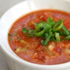 Chef John's Gazpacho - This cold summer vegetable soup is best with fresh, sweet tomatoes.