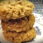 Healthier Beth's Spicy Oatmeal Raisin Cookies - Chewy, spicy oatmeal raisin cookies are made healthier using whole wheat flour, less sugar, and butter instead of shortening, in these irresistible treats.